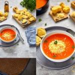 Zupa peperonata z...
