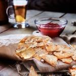 Serowo-paprykowe chipsy...