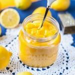 Cytrynowy krem- lemon...