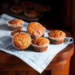 Migdalowe muffinki z bana...