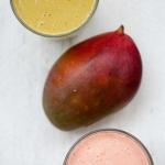 2 smoothie z mango
