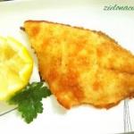 Ryba zapiekana w piekarni...