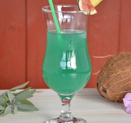 Drink Green Lagoon