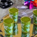 Zielony koktajl z...