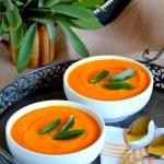 Zupa krem dyniowa z...