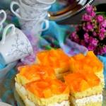 Ciasto brzoskwiniowe z kr...