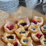 Francuskie ciasteczka z b...