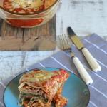 Zapiekanka a la lasagne