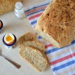Chleby na drożdżach