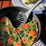 Puszysty omlet ze...