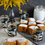 Ciasto dyniowo-marchewkow...