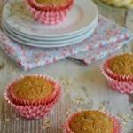 Fit muffinki z płatkami...