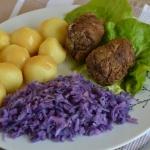 Ślaski obiad czyli rolad...