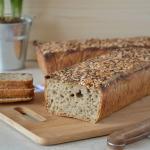 Chleb zytni jasny na zakw...