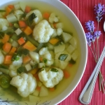 Zupa warzywna