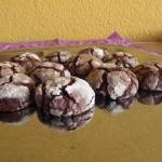 Pierniczki mocno czekolad...