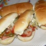 domowe hot-dogi...