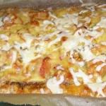 smaczna pizza...