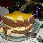 piernikowe ciasto z...