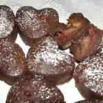 pyszne babeczki kakaowe b...