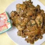 porcje kurczaka na ostro ...