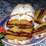 buraczkowe ciasto...