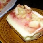 deser jabłkowy na...