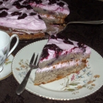 borówkowe ciasto...