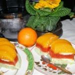 truskawkowo-pomarańczowo