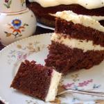 ciasto kakaowe z...