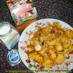 ziemniaki z obiadu z...