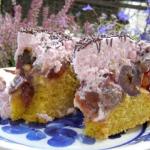 marchewkowe ciasto ze sli...