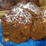 piernikowe ciasto z orzes...