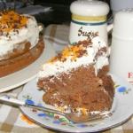 latwe ciasto marchewkowe....
