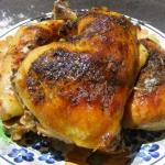 udka kurczaka pieczone z ...