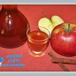 Nalewka jabłkowo...