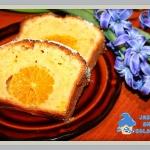 Babka cytrynowa z mandary...