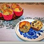 Muffiny keksowe - z masa ...