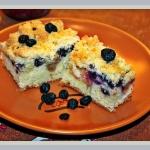 Ciasto maslankowe z owoca...