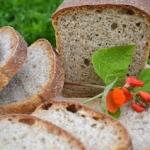 Chleb fasolowy z...