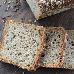 Niemiecki chleb zytni z z...