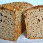 Chleb orkiszowy razowy z ...
