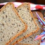 Chleb rżany z...