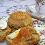 Treacle scones -...