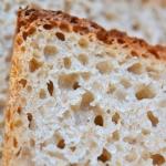 Chleb żytni, łatwy i...