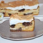 Ciasto ucierane serowo-ma...