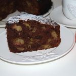 Czekoladowe ciasto uciera...