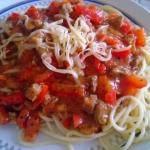 Moje spagetti