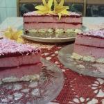 Bardzo truskawkowe ciasto