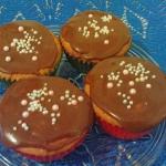 Muffinki śliwkowe